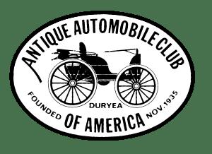 Antique Automobile Club of America old logo