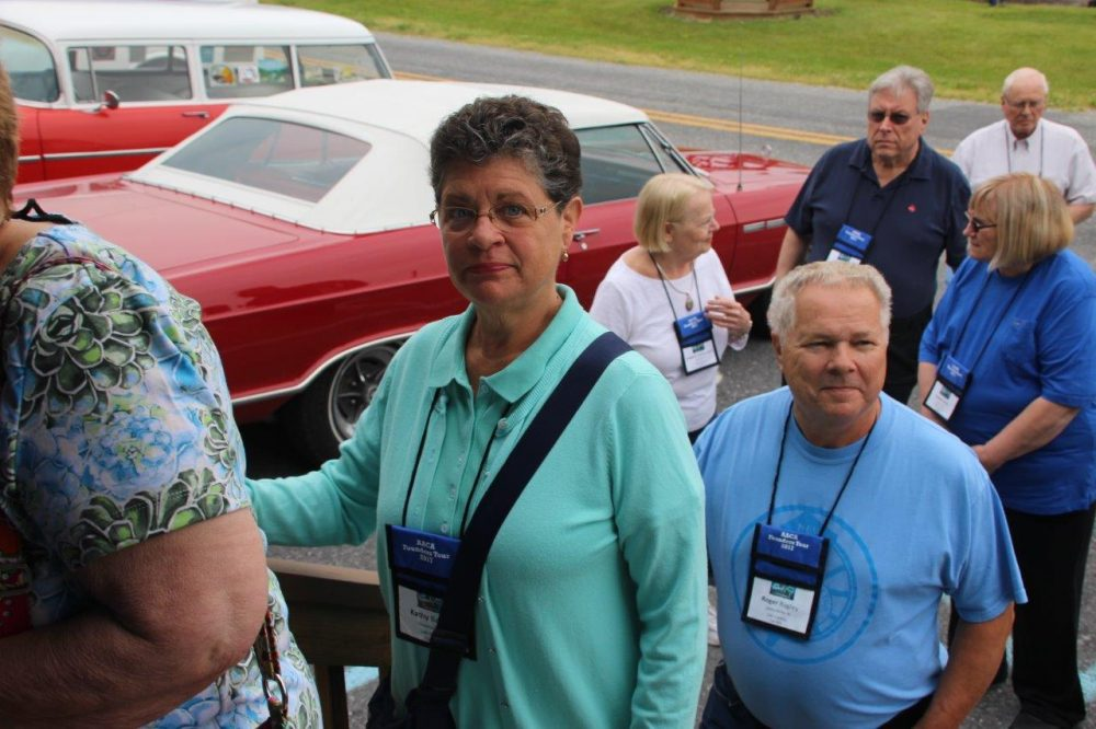 2017 AACA Founders Tour
