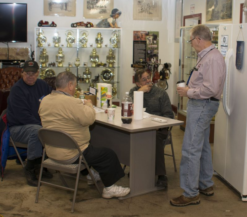 """2017 """"Old Timers"""" Appreciation Day @ Herb Singe's Museum"""