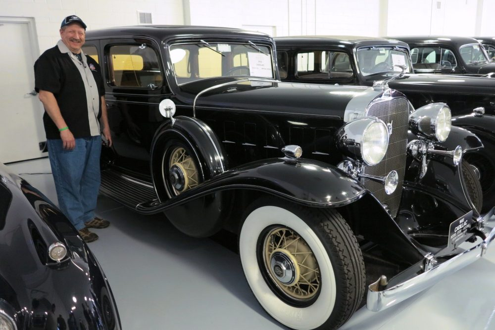 The NB Center for American Automotive Heritage Tour