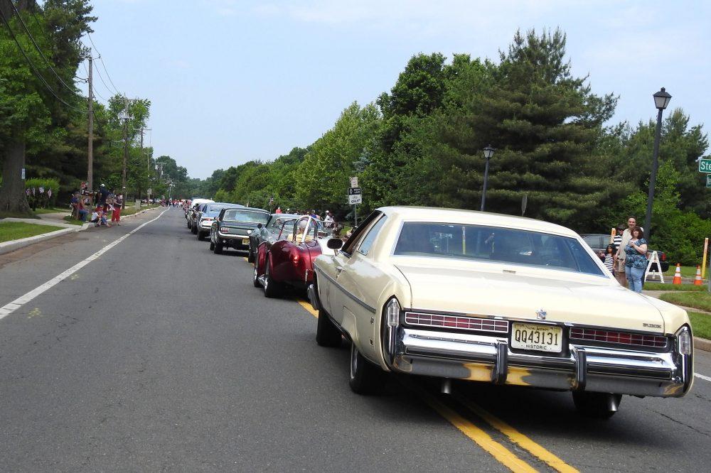 2018 Hillsborough Memorial Day Parade