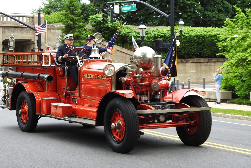 2018 Madison Memorial Day Parade