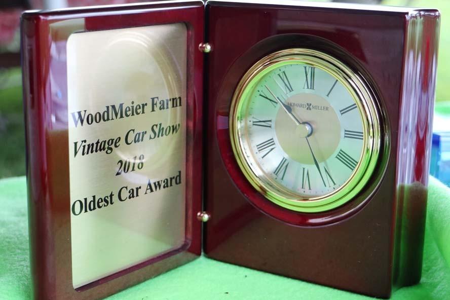 2018 Woodmeier Farm Tour, Car Show and Pig Roast