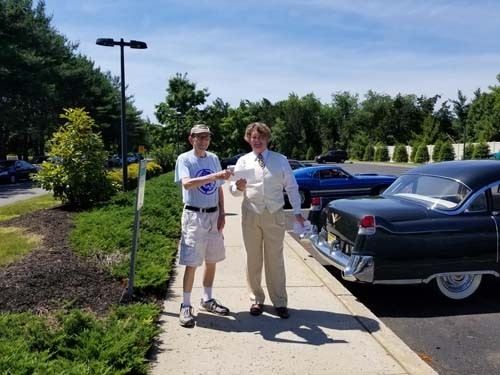 2018 Martin & Edith Stein Assisted Living Visit