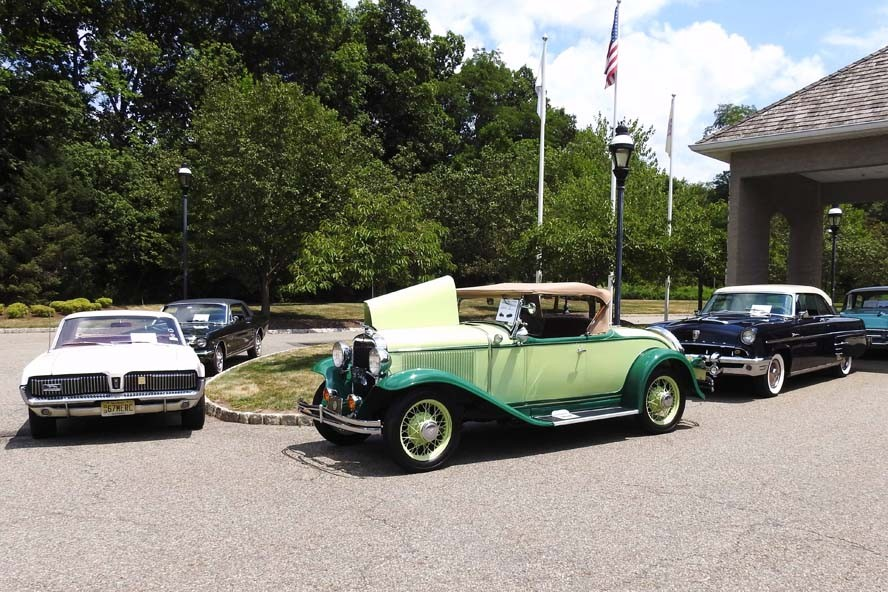 2018 Antique Automobile Enjoyment at Care One Assisted Living