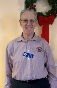 Art Briggs, chapter president