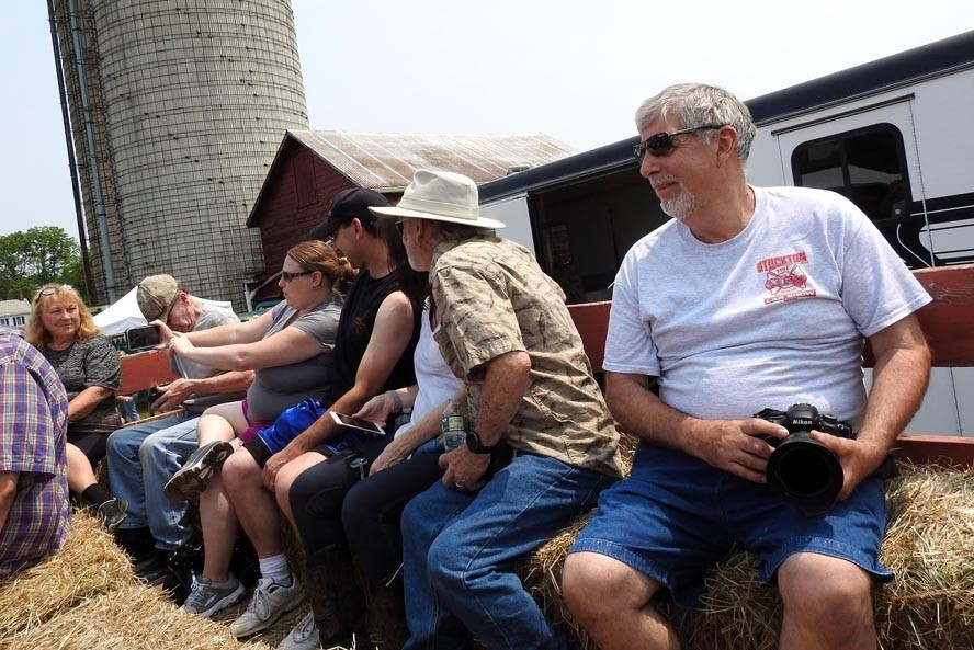 Readington Buffalo Farm Cruise In