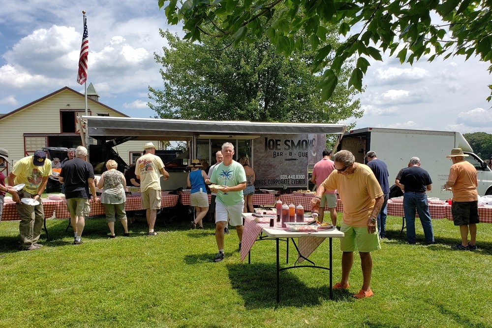 2019 Woodmeier Farm Tour and Pig Roast