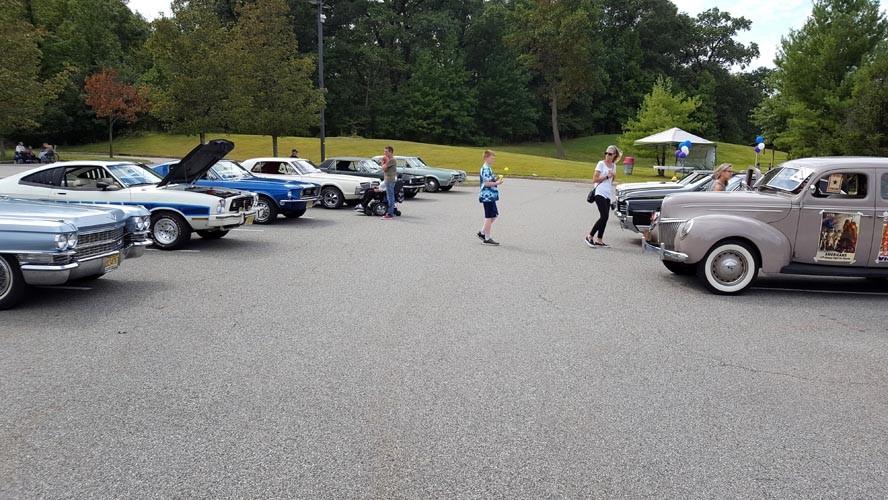 NJ Veterans Memorial Home Car Show