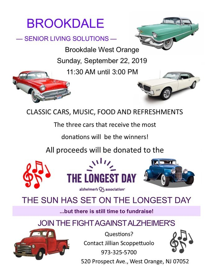 Brookdale Assisted Living of West Orange Cruise In