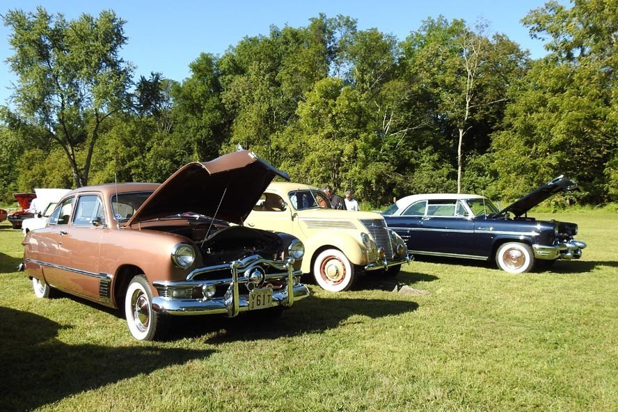 5th Annual Califon Car Show