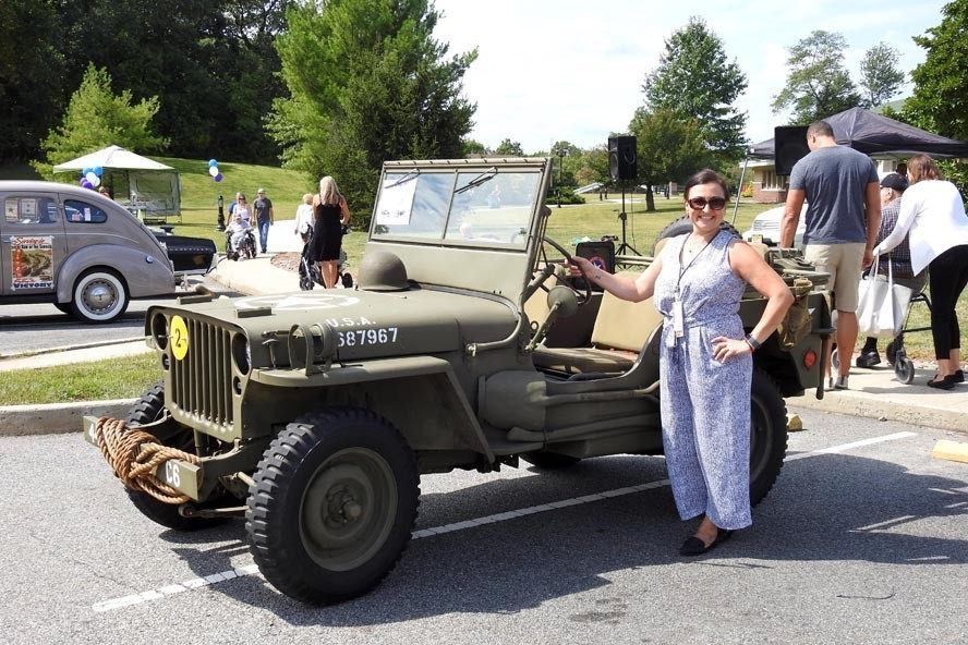 NJ Veterans Memorial Home Car Show