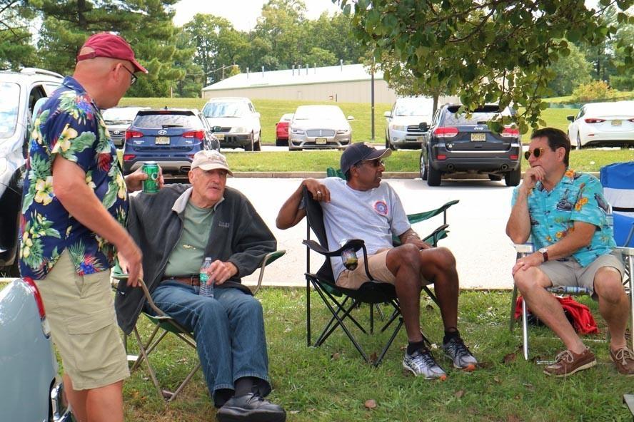 Vet Home Menlo Park 19 09 08 044 - NJ Veterans Memorial Home Car Show