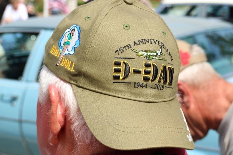 Vet Home Menlo Park 19 09 08 046 - NJ Veterans Memorial Home Car Show