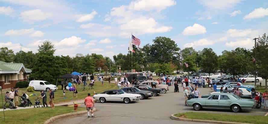 Vet Home Menlo Park 19 09 08 049 - NJ Veterans Memorial Home Car Show