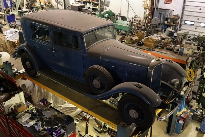 Babinsky Tour 19 11 23 004 - Babinsky Automotive Restorations Tour