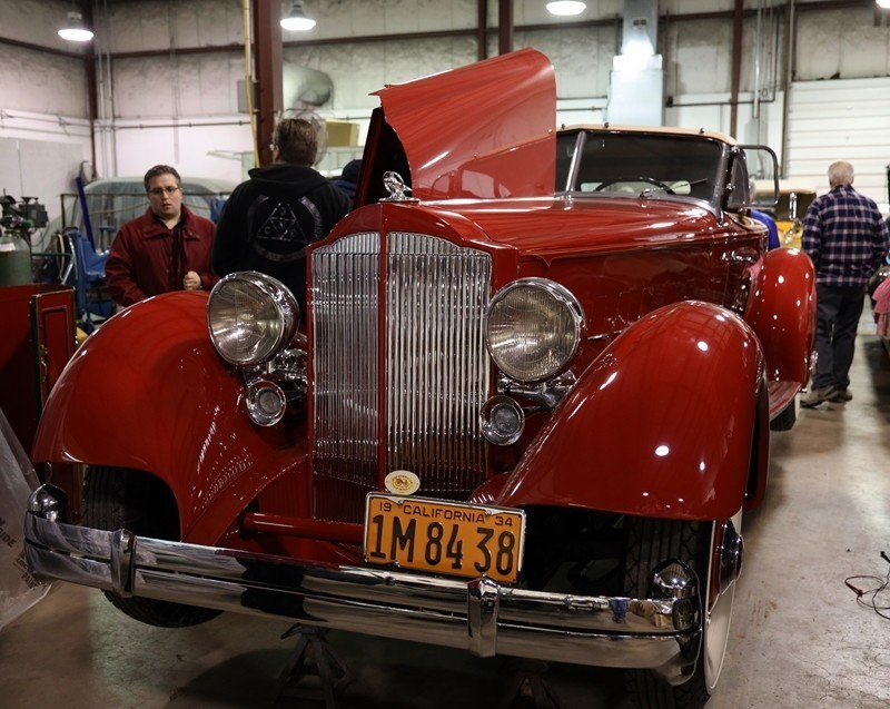 Babinsky Tour 19 11 23 008 - Babinsky Automotive Restorations Tour