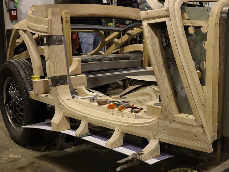 Babinsky Tour 19 11 23 009 - Babinsky Automotive Restorations Tour