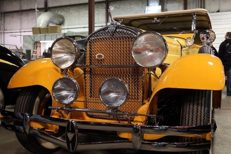 Babinsky Tour 19 11 23 011 - Babinsky Automotive Restorations Tour