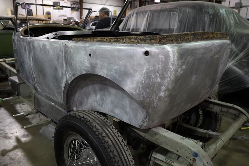 Babinsky Tour 19 11 23 014 - Babinsky Automotive Restorations Tour