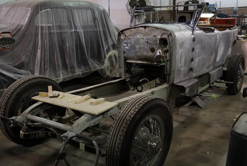 Babinsky Tour 19 11 23 020 - Babinsky Automotive Restorations Tour