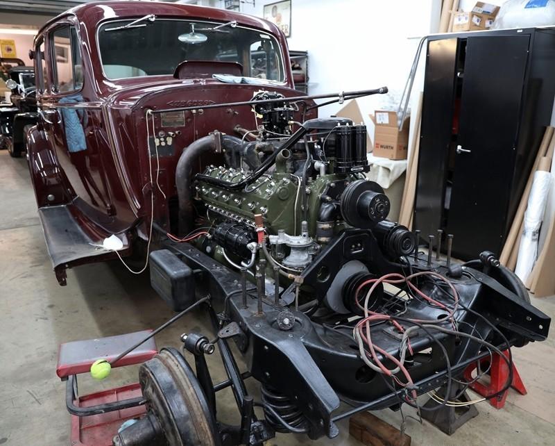 Babinsky Tour 19 11 23 022 - Babinsky Automotive Restorations Tour