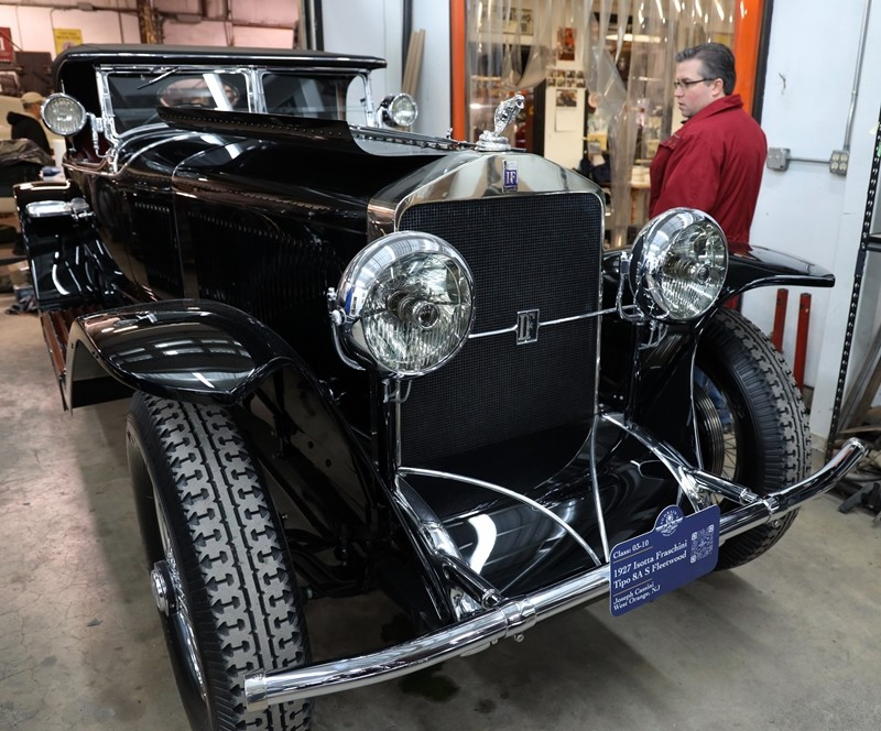 Babinsky Tour 19 11 23 026 - Babinsky Automotive Restorations Tour