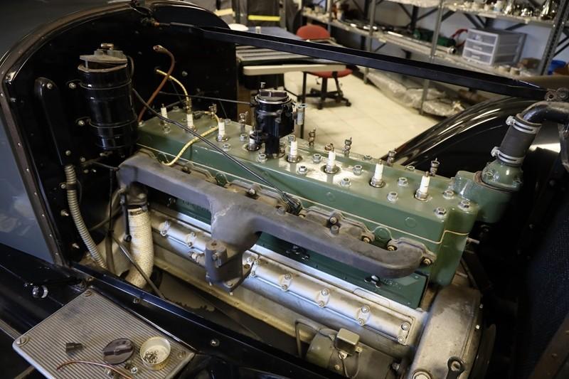 Babinsky Tour 19 11 23 033 - Babinsky Automotive Restorations Tour