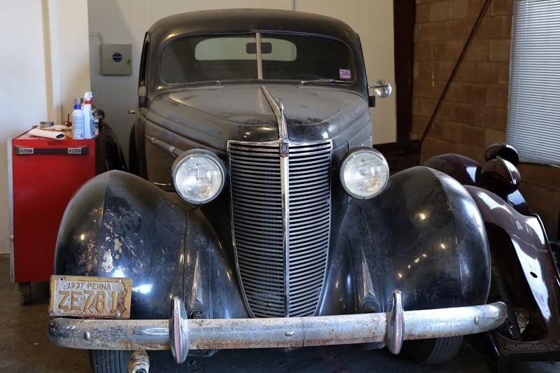 Babinsky Tour 19 11 23 048 - Babinsky Automotive Restorations Tour