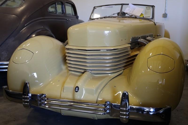 Babinsky Tour 19 11 23 049 - Babinsky Automotive Restorations Tour