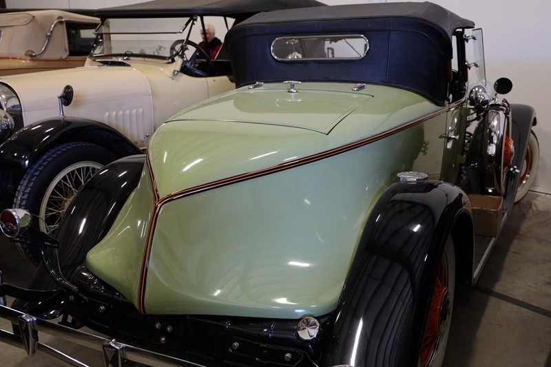Babinsky Tour 19 11 23 050 - Babinsky Automotive Restorations Tour