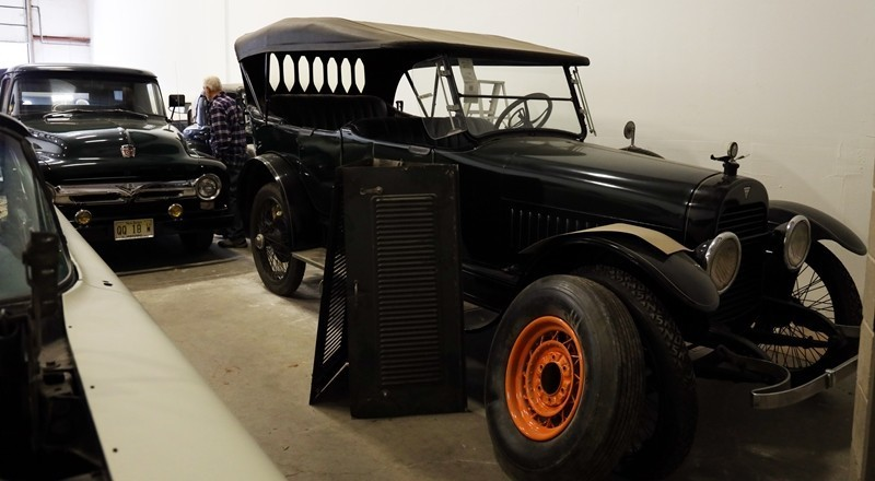 Babinsky Tour 19 11 23 061 - Babinsky Automotive Restorations Tour