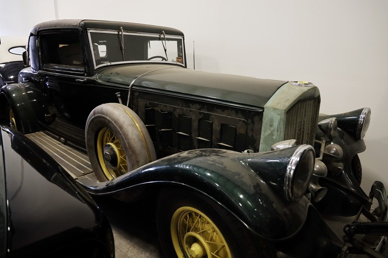 Babinsky Tour 19 11 23 063 - Babinsky Automotive Restorations Tour