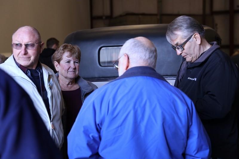 Babinsky Tour 19 11 23 071 - Babinsky Automotive Restorations Tour