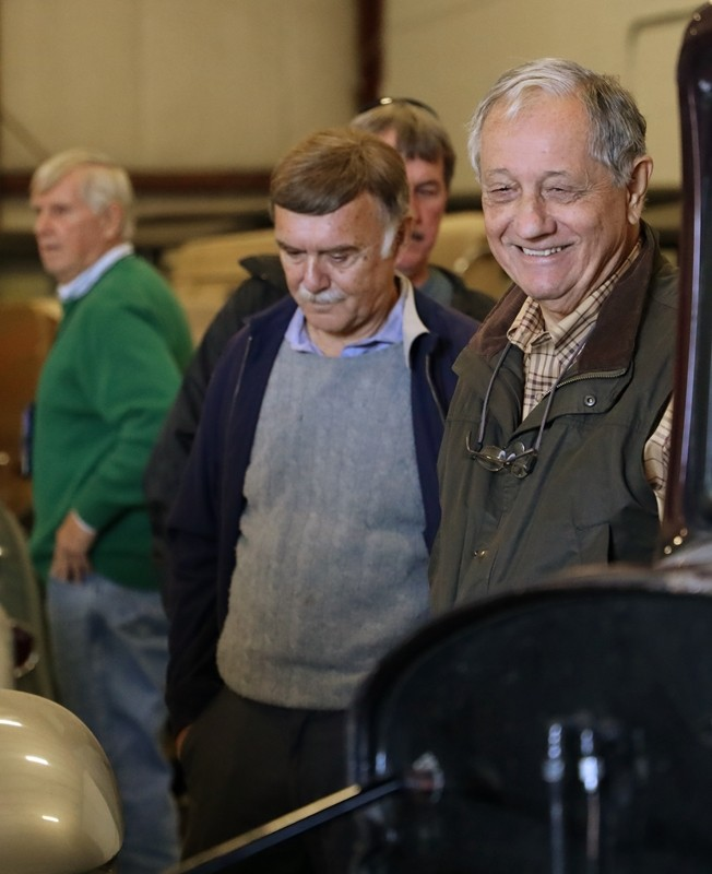 Babinsky Tour 19 11 23 073 - Babinsky Automotive Restorations Tour