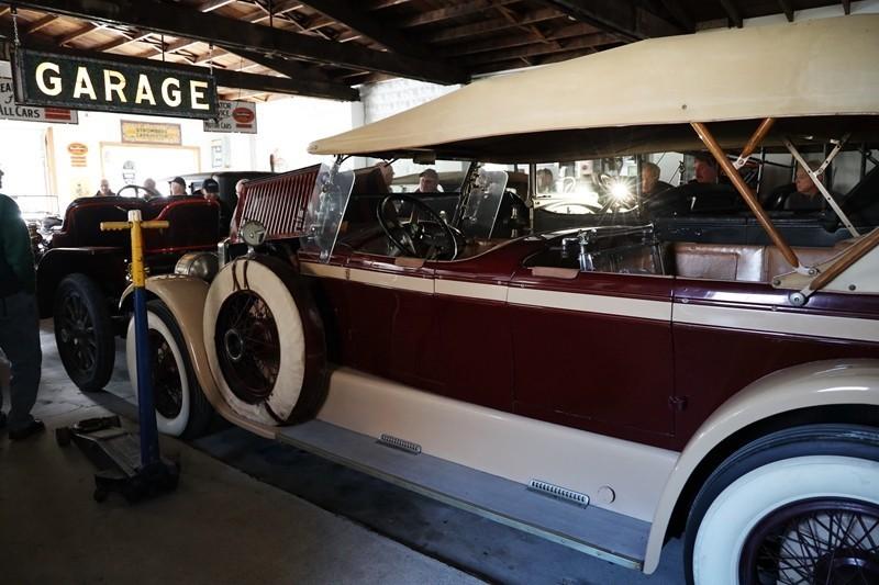 Babinsky Tour 19 11 23 100 - Babinsky Automotive Restorations Tour