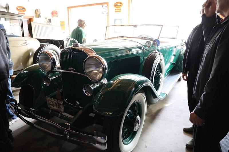 Babinsky Tour 19 11 23 103 - Babinsky Automotive Restorations Tour