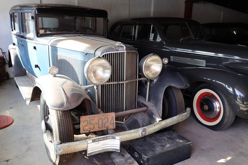 Babinsky Tour 19 11 23 111 - Babinsky Automotive Restorations Tour