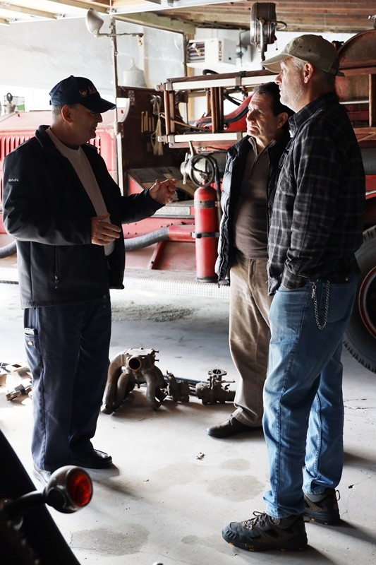 Babinsky Tour 19 11 23 116 - Babinsky Automotive Restorations Tour