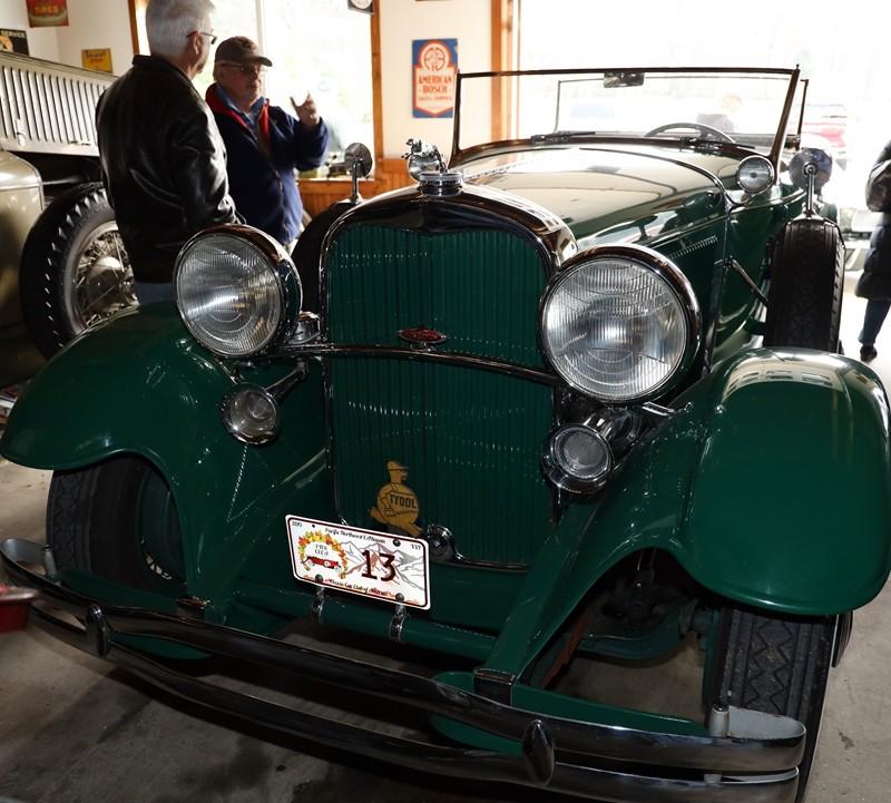 Babinsky Tour 19 11 23 136 - Babinsky Automotive Restorations Tour