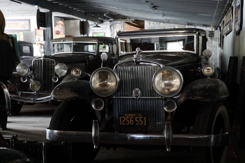Babinsky Tour 19 11 23 146 - Babinsky Automotive Restorations Tour