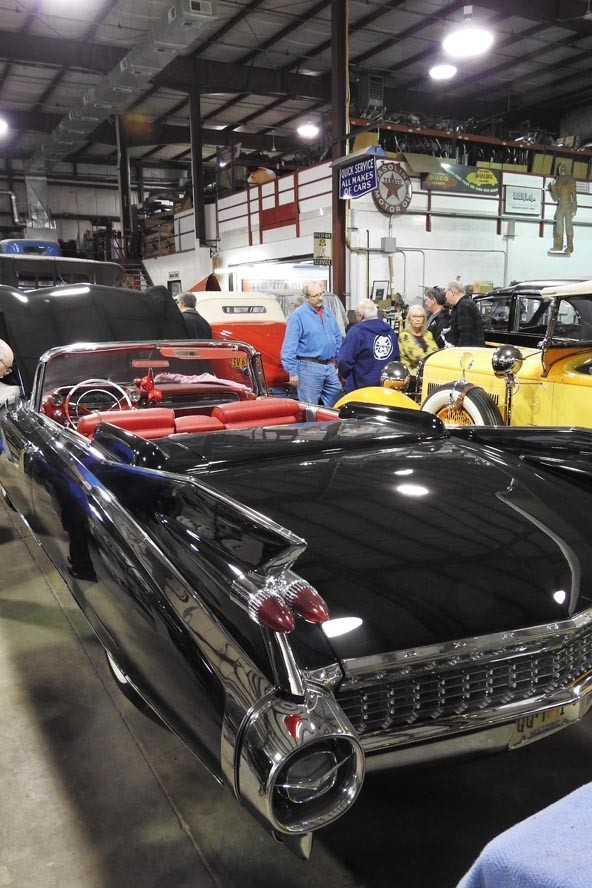 Babinsky Automotive Restorations Tour (2)