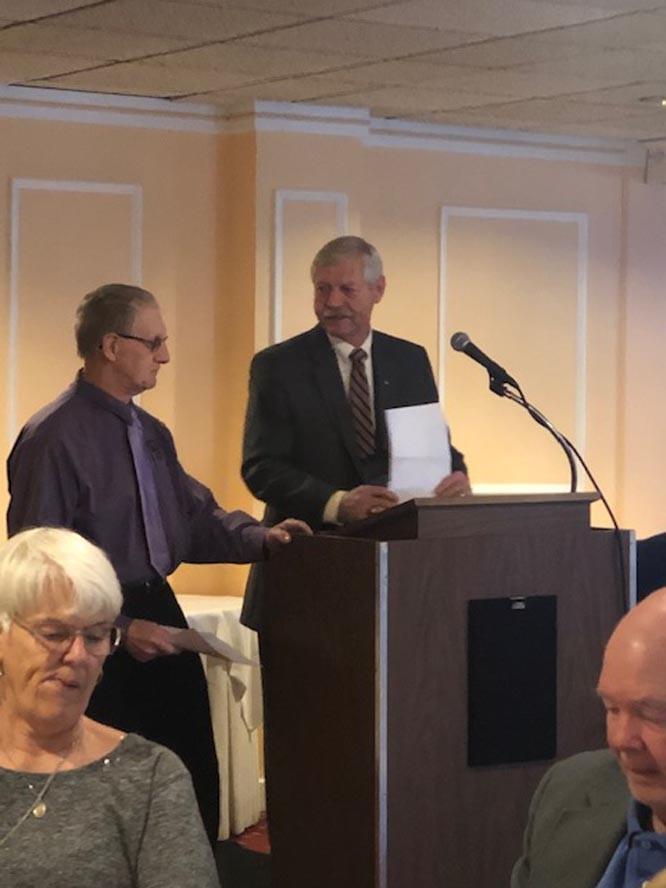 2020 Awards Installation Banquet