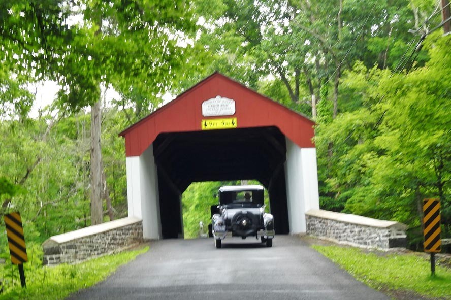 2020 Covered Bridge Tour