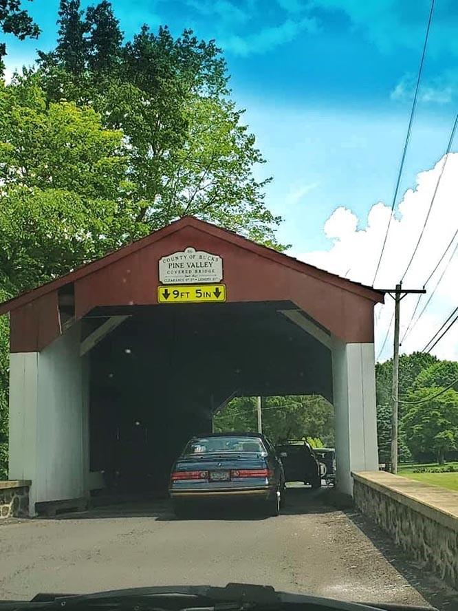2020 Covered Bridge Tour