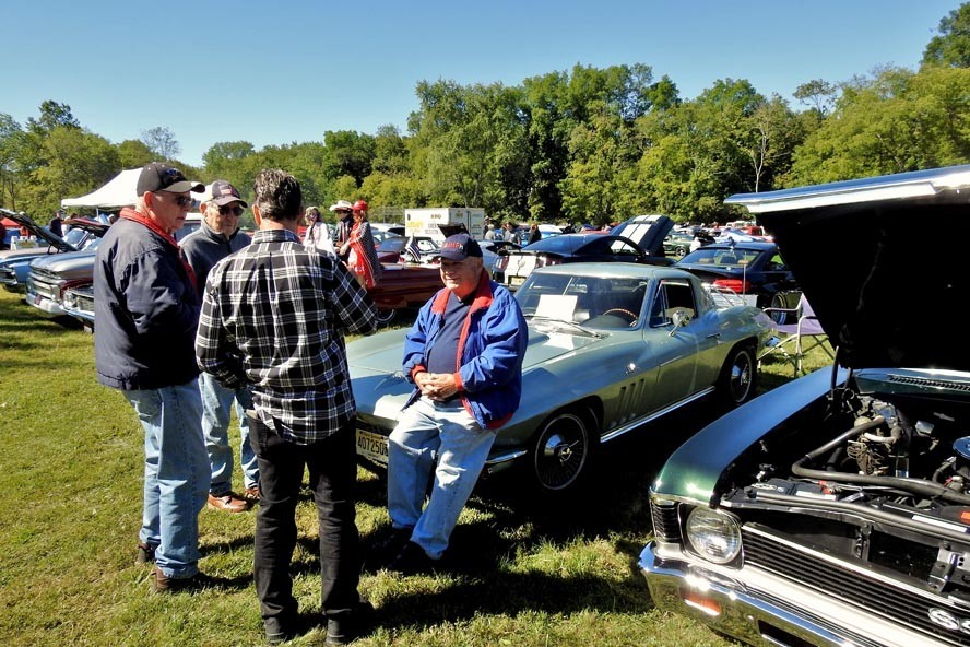 2020 Califon Classic Car Show