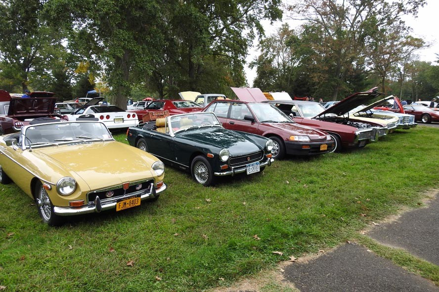 10th Annual Car Show & Motor Cycle Run – Oakridge Park, Clark NJ