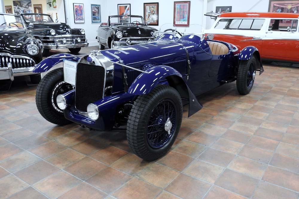 Markel's Car Museum Trip