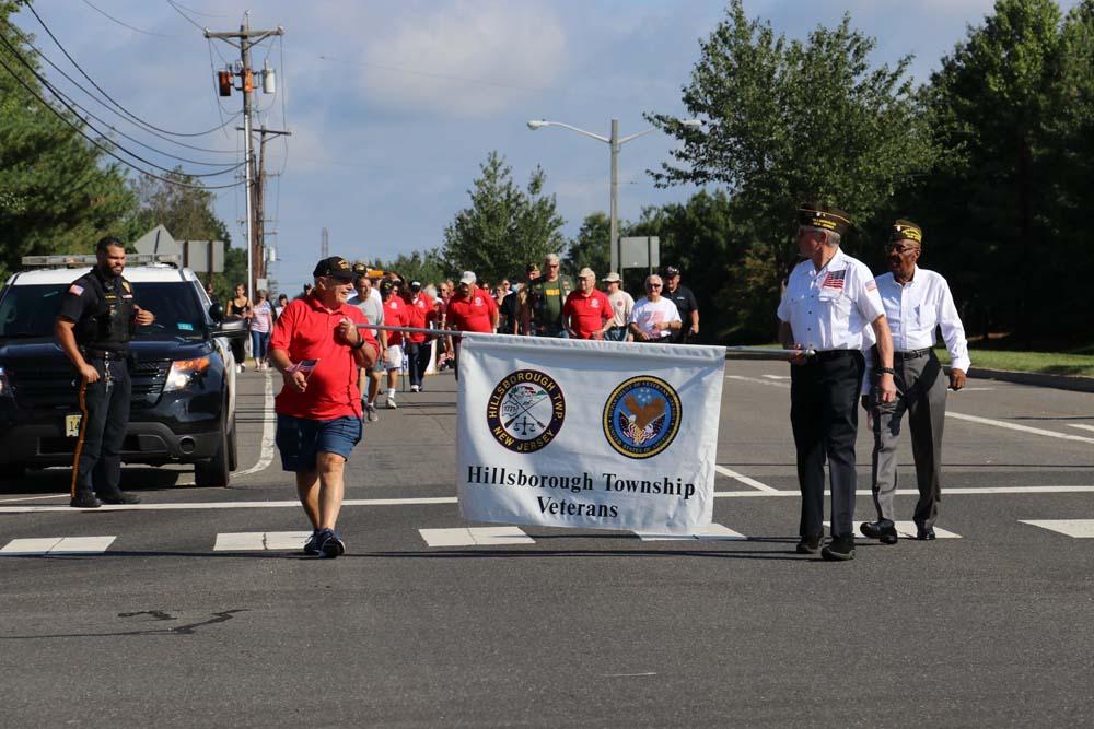 Hillsborough 250th Anniversary Parade